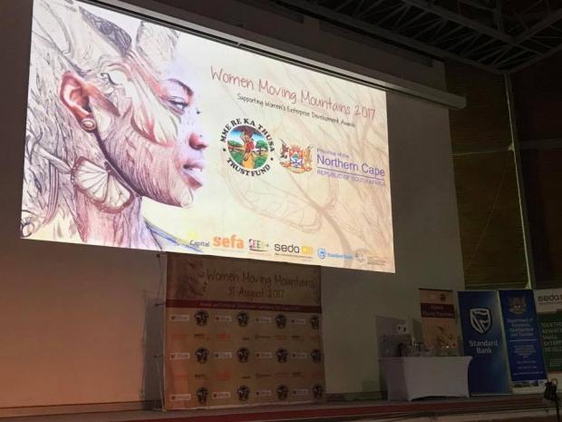 Mme Re Ka Thusa Trsut Fund Awards