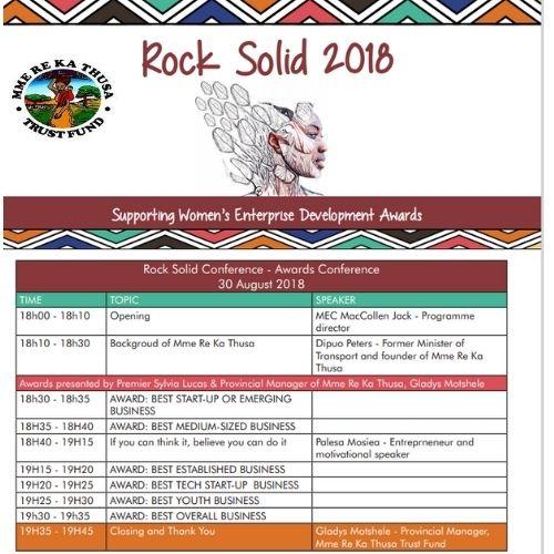 2018 Rock Solid Awards