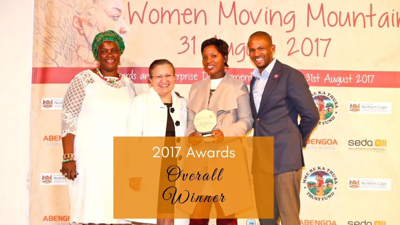 Women Moving Mountains Awards