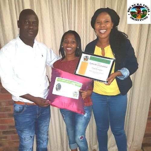 Mme Re Ka Thusa Supporting Women In Business