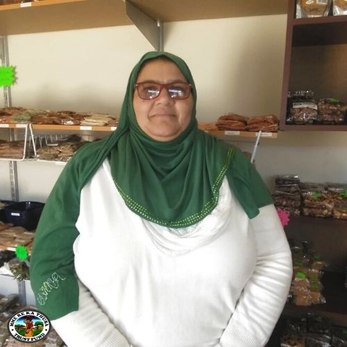 Raafiqha is the owner of MOGAMT SPICE CITY