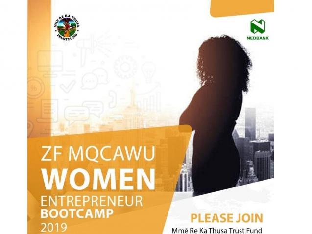 2019 ZF Mgcawu District Women Entrepreneurship Summit