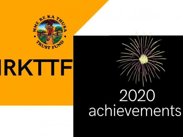 MRKTTF 2020 achievements