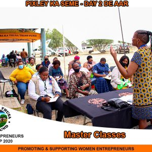 Master Classes done by Department of Public Works